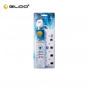 Sum 513N-BP 3G Neon S/Socket c/w Cable 2M
