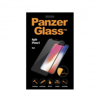 PanzerGlass Case Premium iPhone X, Jet black 5711724026232