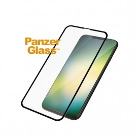 PanzerGlass CASE FRIENDLY iPhone XR, Black  (2.5D) 5711724026409