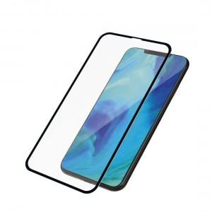 PanzerGlass CASE FRIENDLY iPhone Xs Max, Black  (2.5D) 5711724026430