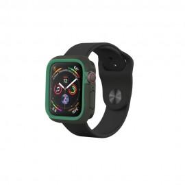 Rhinoshield Apple Watch Series 5/4 40mm CrashGuard NX - Camo Green 4710227238761