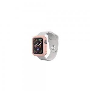 Rhinoshield Apple Watch Series 5/4 40mm CrashGuard NX - Blush Pink 4710227238785