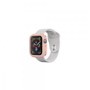 Rhinoshield Apple Watch Series 5/4 44mm CrashGuard NX - Blush Pink 4710227238853
