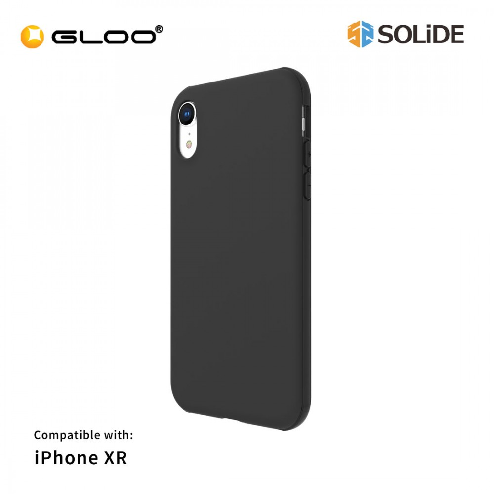 Solide iPhone XR Diana AX019R Black
