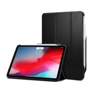 "Spigen iPad Pro 11"" Smart Fold 2 with Pencil Case - Black"