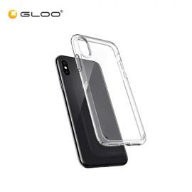 Spigen iPhone X Ultra Hybrid Crystal Clear