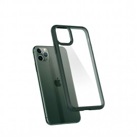 Spigen iPhone 11 Pro Max Ultra Hybrid Midnight Green 8809685622765
