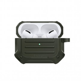 Spigen Airpods Pro Tough Armor Military Green 8809685624011
