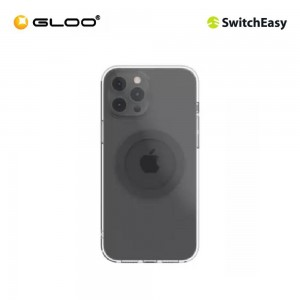 "SwitchEasy MagClear iPhone 12/12 Pro 6.1"" - Space Grey"