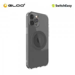 """SwitchEasy MagClear iPhone 12 Pro Max 6.7"""" - Space Grey"""