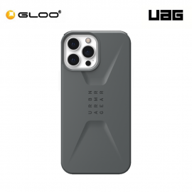 UAG iPhone 13 Pro Civilian - Silver
