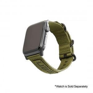 "UAG Nato Strap Apple Watch 44""/42""  - Olive Drab 812451031904"