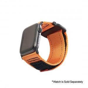 "UAG Active Strap Apple Watch 44""/42"" – Orange 812451031942"