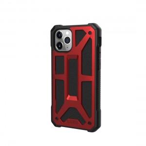 UAG iPhone 11 Pro Max Monarch- Crimson 812451032536