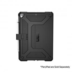 "UAG iPad 10.2"" 2019 Metropolis Case - Black 812451033359"