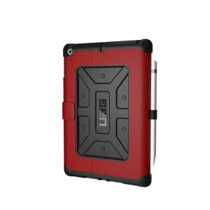 UAG iPad(2017, 9.7 Screen) Metropolis Case - magma 854332007660