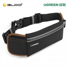 UGREEN Sport Running Waist Pack Waterproof Belt (Black)