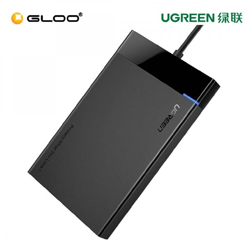 UGREEN 2.5'' USB 3.0 to SATA Hard Driver Enclosure (Fix Cable)-30847