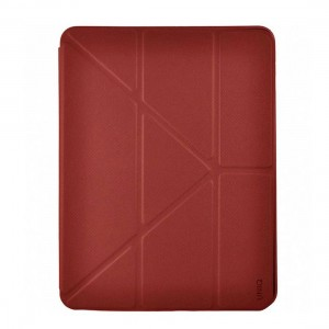 Uniq New Ipad Pro 11 (2018) Transforma Rigor Plus Coral Red 8886463667590