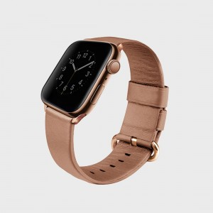 Uniq Mondain Apple Watch 40mm/38mm band - Pink 8886463667804
