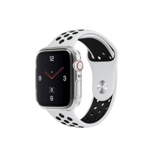 Uniq Glase Apple Watch 40mm Cover - Glossy Clear