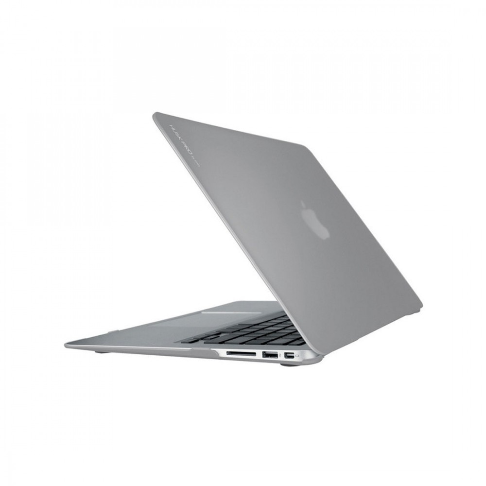 "Uniq Macbook Air 13"" (2018) Husk Pro Frost Clear 8886463668139"