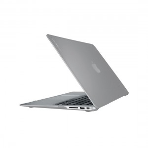 "Uniq Macbook Air 13"" (2018) Husk Pro Frost Clear 8886463668139"