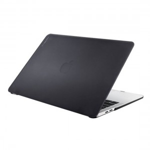 "Uniq Macbook Air 13"" (2018) Husk Pro Frost Black 8886463668146"
