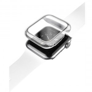 Uniq Garde Apple Watch 44mm Cover - Clear 8886463669594