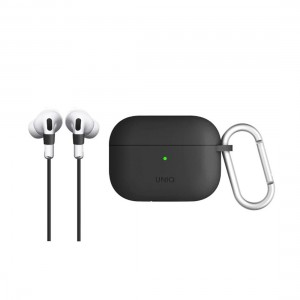 Uniq Vencer Airpod Pro Case - Dark Grey 8886463672884