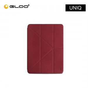 Uniq iPad Pro 11 (2020) Transforma Rigor Red 8886463673492