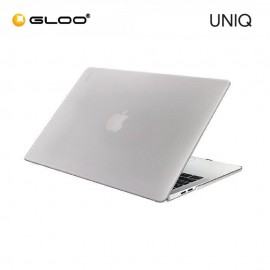 """Uniq Macbook Pro 13"""" (2020) Husk Pro Claro - Matte Clear 8886463673980"""