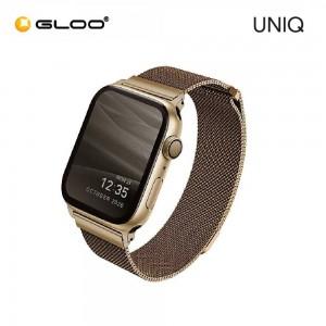 Uniq Dante Apple Watch 44mm/42mm band - Gold 8886463675793