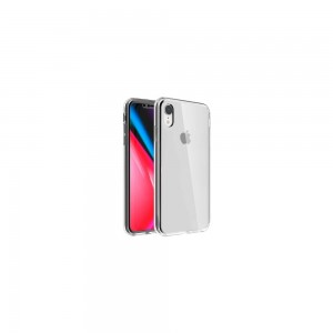 Viva iPhone XR Back Case Escuso Clear 8886461229417