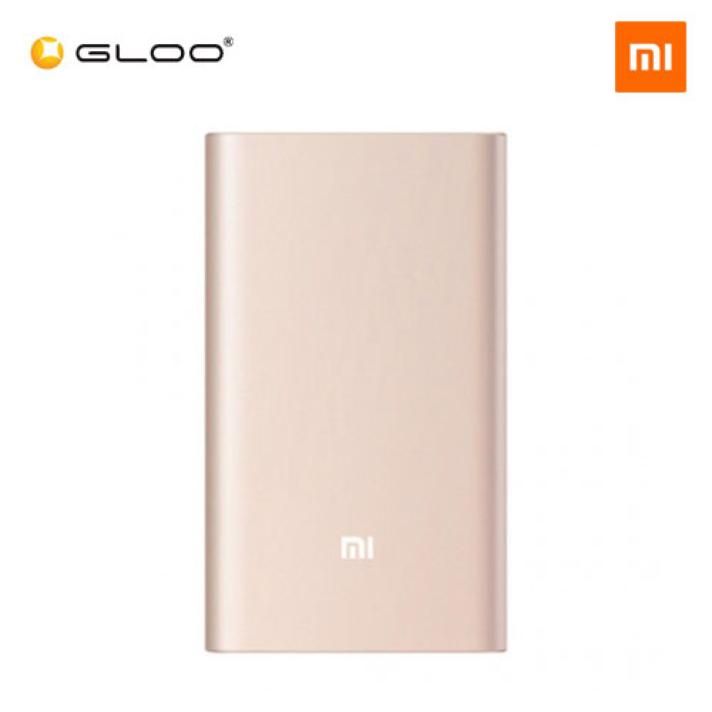 10000mAh Mi Power Bank Pro (Gold)