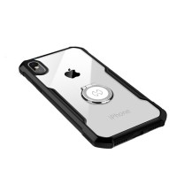 XUNDD iPhone XS MAX 6.5 Magic Beatle Clear Black