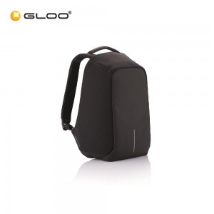 Anti-Theft Backpack - Black