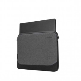 "Targus Cypress EcoSmart 13-14"" Sleeve - Grey (fits Macbook Pro 15""/16"") 092636344917"