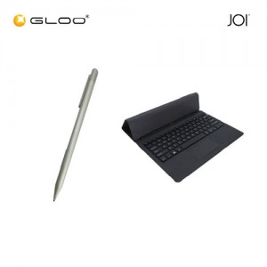JOI Active Pen Pro 110 PN: IT-P110 & JOI 11 Soft Leather C189 Keyboard - Black (Only Compatible With JOI 11 Pro 2017 And 2018 Version)