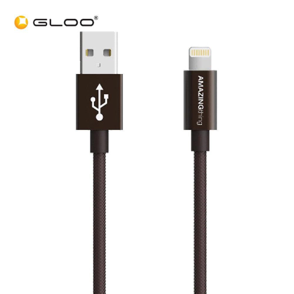Amazingthing Supremelink Lightning AMF002MBO Cable (2M) - Bronze