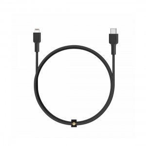 AUKEY MFi Braided USB C to Lightning Fast Charging Cable 5V/9V/15V - 2M CB-CL2 608119197323