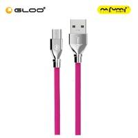 Nafumi A11 Micro USB Cable Pink