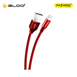 Nafumi A18 Type C Cable (Red)