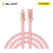 Nafumi A1 Micro USB Cable - Rose Gold