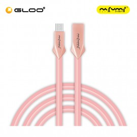 Nafumi A1 Micro USB Cable - Rose Gold