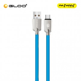 Nafumi A5 Micro USB Cable Blue