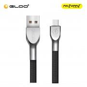 Nafumi M28M Micro USB Cable Black