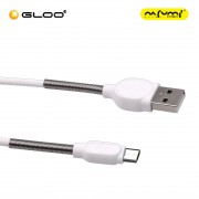 Nafumi M5 Micro USB Cable White