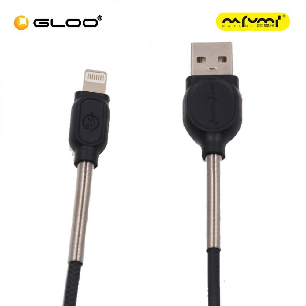 Nafumi M6 Lightning Cable Black