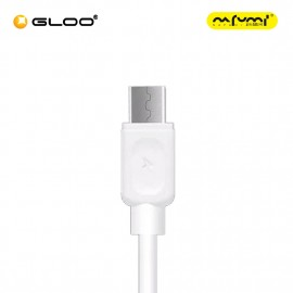 Nafumi NFM001 Micro USB Charging Cable White